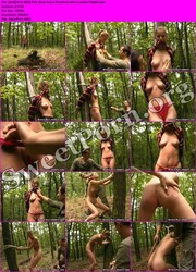 BrutalPunishment.com [10.16.2014] Pain Slave Amy is Punished with a Leather Paddle Thumbnail